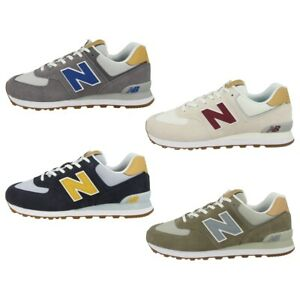 New Balance ML 574 Men's Trainers low Various Colours Trainers trainers