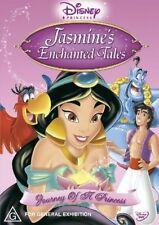 Jasmine's Enchanted Tales - Journey Of A Princess  [ DVD ] Region 4, ...7283