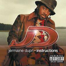 Jd: Instructions Explicit Lyrics Audio Cassette