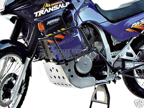 Protection SHIELD HOUSINGS Crashbar SW-Motech Black XL 600 V Transalp 1987-1999