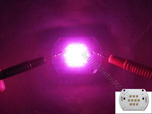 LG Multichip 100W 60W 30W Full Spectrum 380nm-840nm Led Module Light 30V-36V