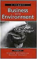 Business and the Environment: A Reader, , Acceptable Book