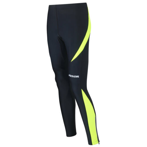 Neu AIRTRACKS  Winter Laufhose Lang Pro Thermo Funktionshose Running Tight