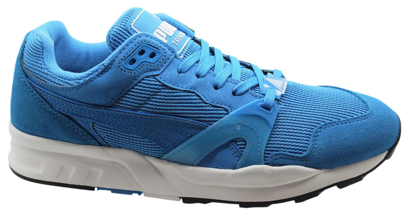 Puma Trinomic XT 1 Plus Mono homme Trainers Unisex chaussures Bleu Lace 359413 01 D104