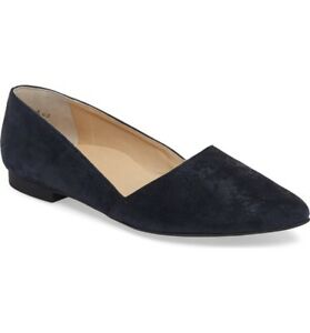 Paul-Green-Mimi-Flat-Women-Shoes-Size-3-5-6-US-Blue-shade-color-sale