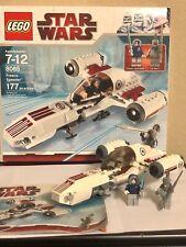 SEALED 8085 LEGO Star Wars FREECO SPEEDER Anakin Skywalker Thi-Sen 177 pc Hoth