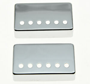 Humbucker Pickup Covers Brass Pickup Cover 49.2/52mm Pole Spacing Fits Gibson