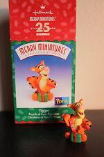 Hallmark Merry Miniatures Tigger Ornament