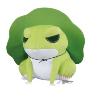 Banpresto frog journey Very large stuffed Soft plush 26㎝ japanese limited kawaii