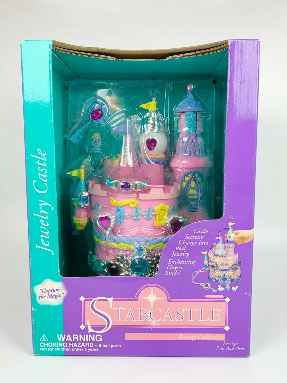 Trendmasters Starcastles Jewelry Castle Jem Polly Pocket New NIB