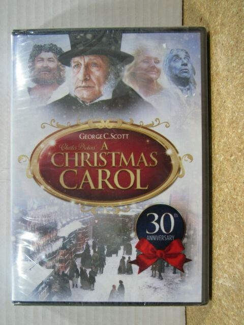 A Christmas Carol (DVD, 2005, Full Screen) George C. Scott Rating: PG Drama USA | eBay
