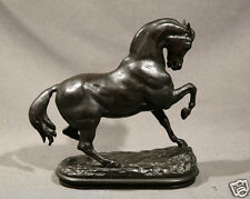 19th Century Antoine-Louis Barye Bronze Horse (FRENCH)