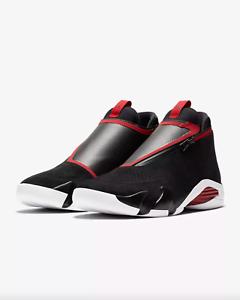 6ed92316e931 Jordan JUMPMAN Z Mens Black Gym Red-White AQ9119-001 Shoes