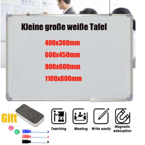Magnettafel Wandtafel Schreibtafel Whiteboard Weißwand Memoboard Zubehör