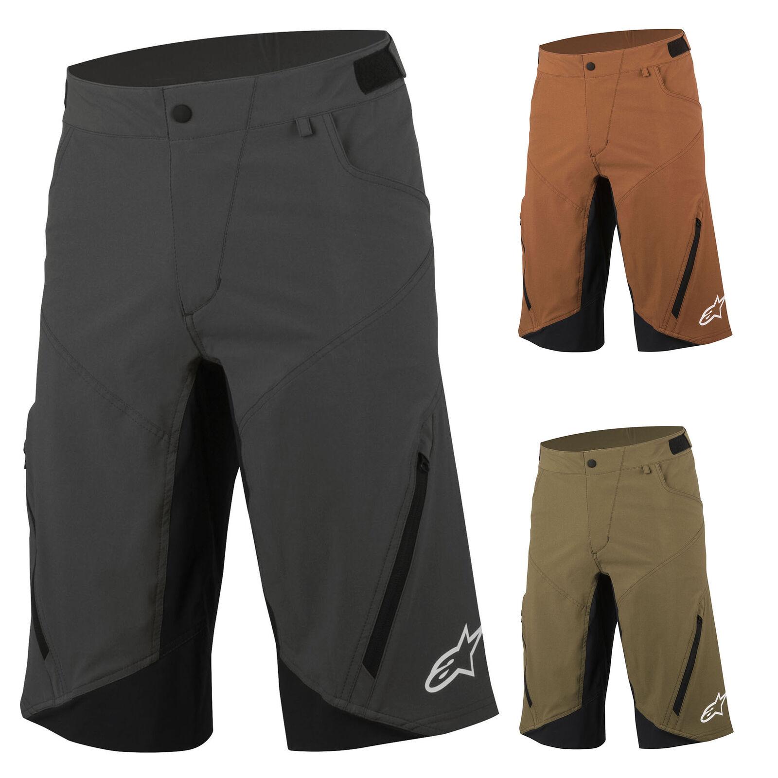 1720017 Alpinestars Mens Northshore Shorts MTB Knee Downhill Mountain Bike Cycle