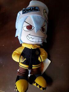 Soul Eater 8 Soul Evans Plush Doll Anime Manga Plushie Funimation Stuff Toy Ebay