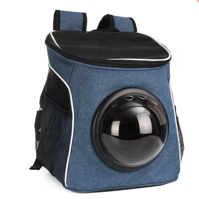 Pet Dog Cat Puppy Travel Shoulder Bag Backpack Astronaut Capsule Case Breathable