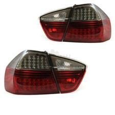 Rückleuchten Set LED BMW 3er E90 Bj. 05-08 klarglas rot-schwarz Limo 5H9