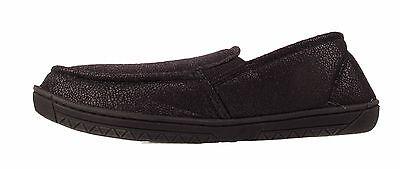 Polar Para Hombre De Piel Forrada Mocasín Zapatillas de imitación de cuero de invierno Mocasines Zapatos Talla