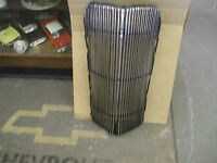 1937 Chevy car grille ORIG NEWLY RESTORED and [triple] PLATED L@@@K