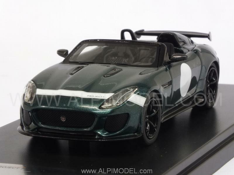 promociones de descuento Jaguar F-Type Project 7 Paris Motor Show 2014 1 1 1 43 PREMIUM X PR0482  la mejor oferta de tienda online