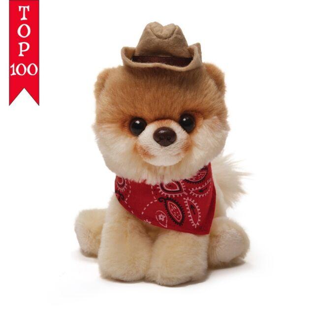 Gund Itty Bitty Boo Western Boo Cowboy Hat #016