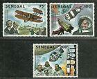 Senegal 1978 Very Fine MNH Stamps Scott # 491-493 CV 4.40 $