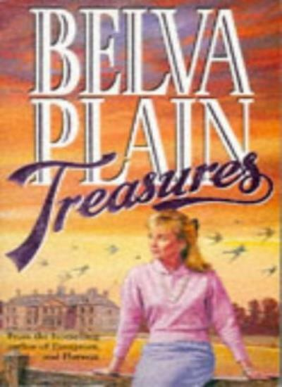 Treasures,Belva Plain- 9780340580226