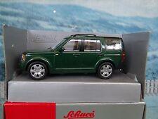 1:43  Schuco (Germany) Land Rover Junior Line