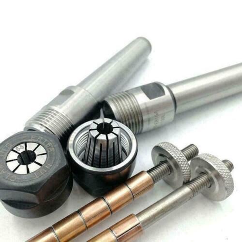 Pen Mandrel Collet Mandrel Set Penmaking Turning Lathe Woodworking DIY Supp J2A6