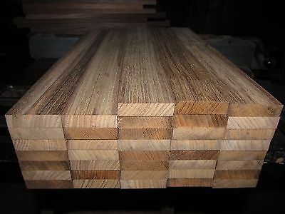 "Teak Lumber  ~  1.5/"" X 15/"" X 1//4/"""