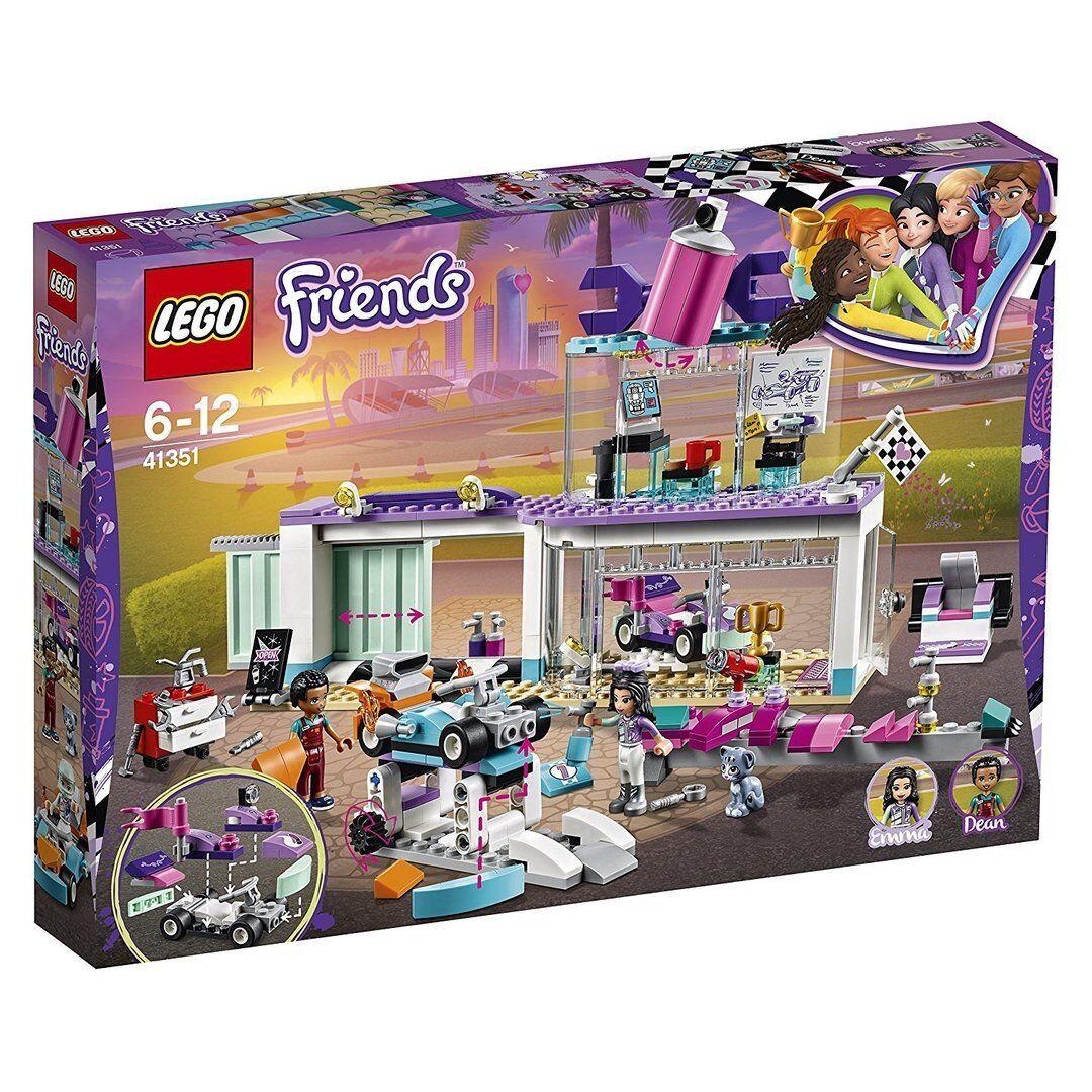 Lego 41351 - Friends - Taller de Tuneo Creativo - NUEVO