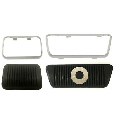69 70 71 72 73 Ford Mustang Clutch Pedal Pad w// Trim