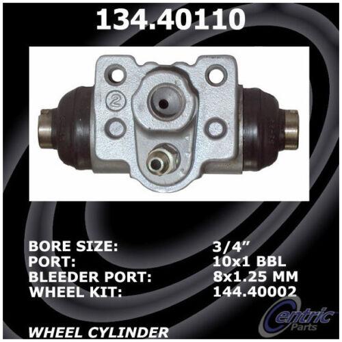 Drum Brake Wheel Cylinder-Premium Wheel Cylinder-Preferred Rear Left fits Civic