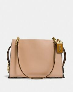 NWT-27054-COACH-ROGUE-BEECHWOOD-BRASS-SHOULDER-BAG-595