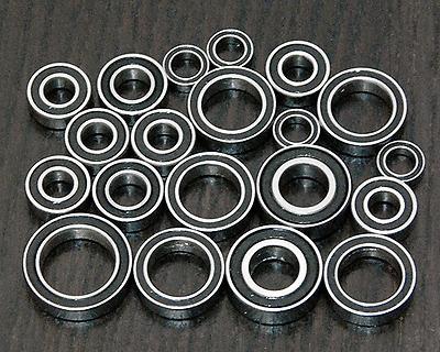 (20pc) TRAXXAS SLASH 4X4 /SLASH 4X4 PLATINUM /ULTIMATE Rubber Sealed Bearing Set