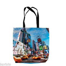 NEW York City Rush Hour Design Tote bag shopping spiaggia scuola Accessorio Regalo