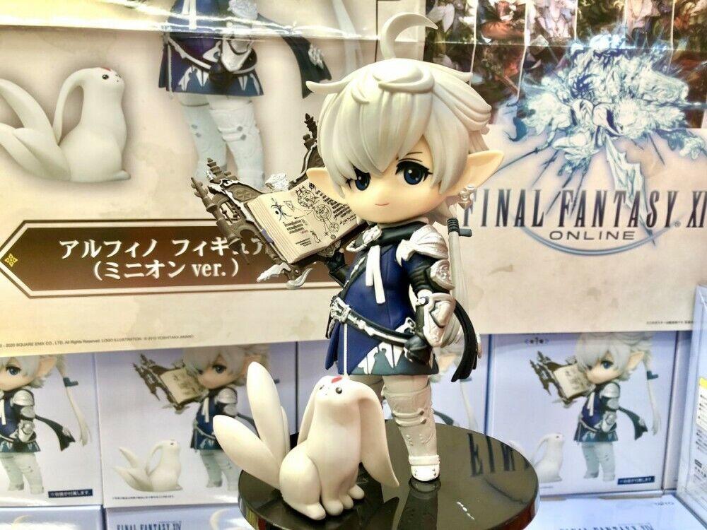 NEW Final Fantasy XIV ONLINE 14 Minion Action Figure Alphinaud Square Enix TAITO