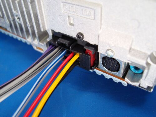 NEW SONY PLUG WIRE HARNESS MEX M70BT GS810BH BT2600 BT2800 BT31PW BT2900 N4050BT
