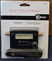 Radio Shack 3ghz Satellite Finder 1602613 Works With Directv / Dish Network,