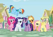 MY LITTLE PONY FRIENDSHIP IS MAGIC CHILDREN CARTOON A3 POSTER PRINT YF1183
