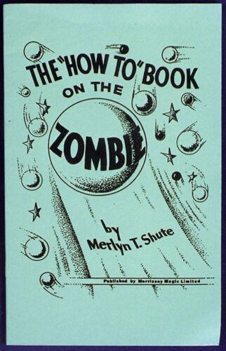 Morris Costumes How To Book On Zombie Magic RA54