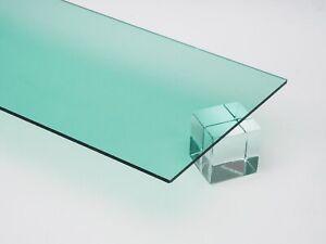 "3//8/"" x 12/"" x 12"" Clear Acrylic Cast Plexiglass Lucite Lux Plastic Sheet 0.375"""