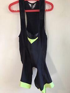 Specialized Ciclismo Mono Pantalones Cortos Cargo Bolsillo Trasero Ultraliviano Para Hombre Xl Ebay