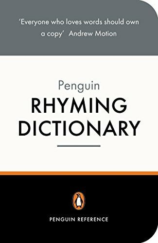 1 of 1 - The Penguin Rhyming Dictionary (Penguin Reference) by Rosalind Fergusson | Paper