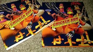 Chicken-Run-Hatching-the-Movie-by-Brian-Sibley-Hardback