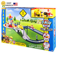 Paw Patrol Launch N Roll Cars Track Set Boys Toy Best Seller Game Racetrack Race