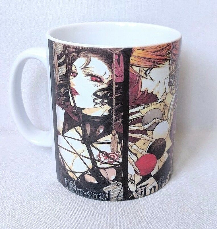 Art Black Butler Anime Mug Manga Coffee MUG CUP Anime Japanese MUGS