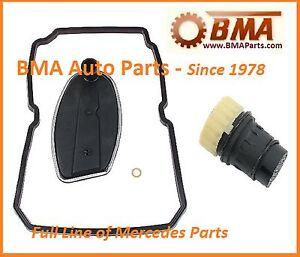 13-Pin Stecker 722.6xx Original Mercedes Automatikgetriebe Ölfilter Dichtung