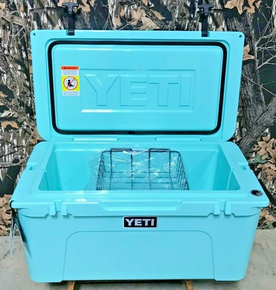 Yeti YT65SG Sea Foam Green Limited Edition 65Qt Cooler   cheapest price